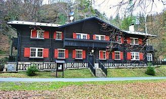 Lovecká chata Tokáň